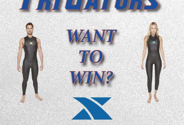Want an Xterra Wetsuit? Buy a Raffle Ticket!